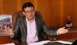 Huancayo: alcalde pide una ciudad libre de extranjeros