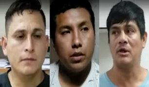 Capturan a banda que robaba autos y extorsionaba a dueños