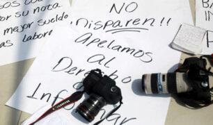 Unesco: 125 periodistas fueron asesinados en América Latina entre 2012 y 2016