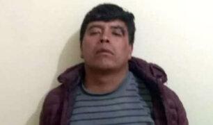Edison Vargas: detienen a vicepresidente de comunidad de Fuerabamba