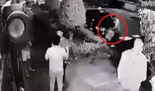 Lince: Depincri investiga explosión en frontis de local nocturno