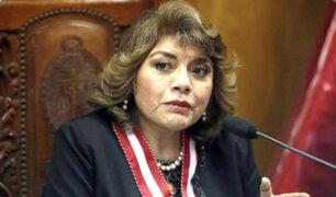 """Penalista Julio Rodríguez: """"Interpretar un blindaje de Ávalos a Vizcarra es absolutamente válido"""""""