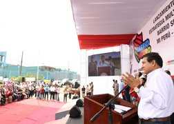Ministro Morán: Persistiremos en una solución sin violencia en Las Bambas