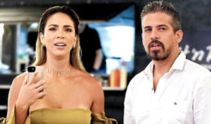 Sheyla Rojas denuncia a exconviviente por acoso y extorsión
