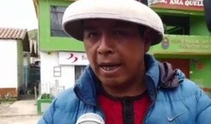 Edison Vargas: vicepresidente de Fuerabamba desconocerá acuerdos con Ejecutivo