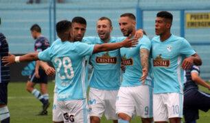 Sporting Cristal vence 2 – 0 a Deportivo Municipal por la Liga 1
