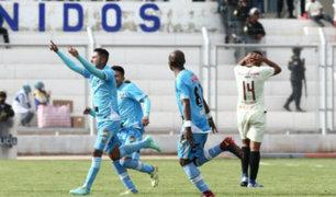 La U pierde 4 -2 frente a Binacional en Juliaca