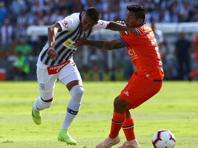 Alianza Lima venció 3-1 a César Vallejo en Matute por la tercera fecha de la Liga 1
