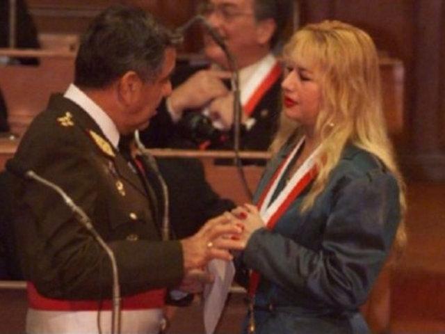 Susy Díaz sería la excongresista que más acoso sufrió