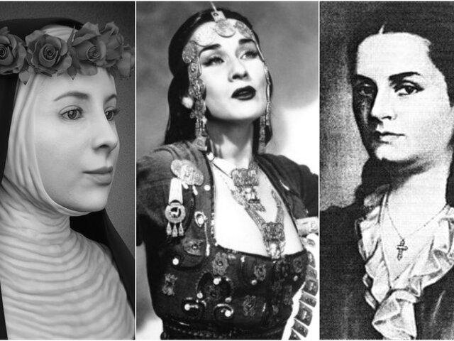 #ElTop10: las mujeres peruanas más emblemáticas