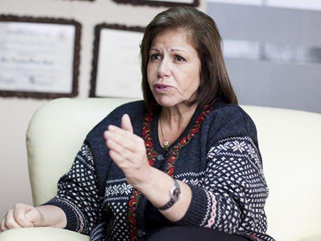 """Lourdes Flores: """"Yo sí creo que ha habido un fraude en mesa que ha inclinado la votación"""""""