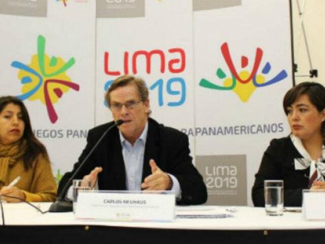 Panamericanos 2019: Acuerdo con el Reino Unido nos cuesta $ 70 millones