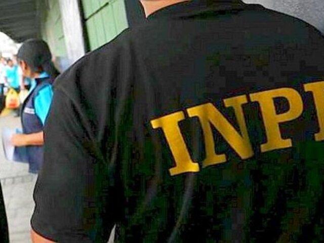 Cajamarca: hallan celulares con Facebook y WhatsApp durante requisa en penal