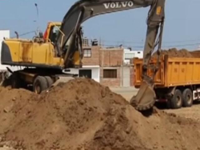 Santa María: empresa que construye planta desalinizadora no tendría permiso para obra