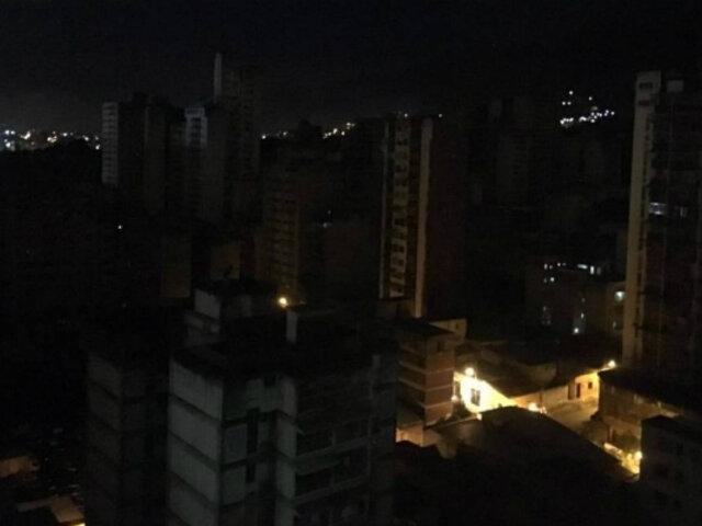Venezuela: cuatro niños hospitalizados murieron por falta de energía eléctrica