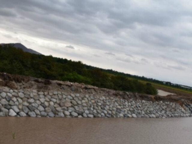 Senamhi advierte que ríos Ica y Pisco presentan incremento de caudal