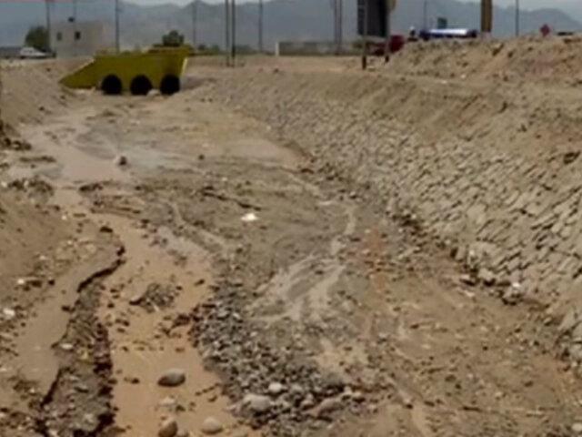 Informe 24:  vecinos de Chilca preocupados por nula prevención ante huaicos