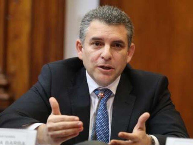 Rafael Vela: no es verdad que Barata no haya acusado a Alan García