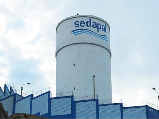 Sedapal busca invertir S/ 1200 millones en obras de agua y saneamiento el próximo año
