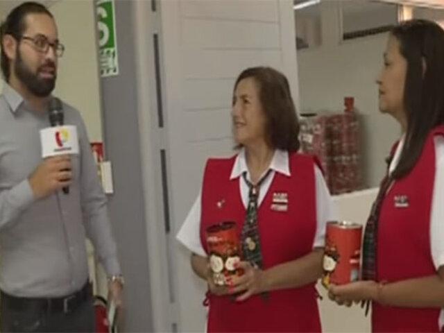 Damas voluntarias del Hospital del Niño inician colecta
