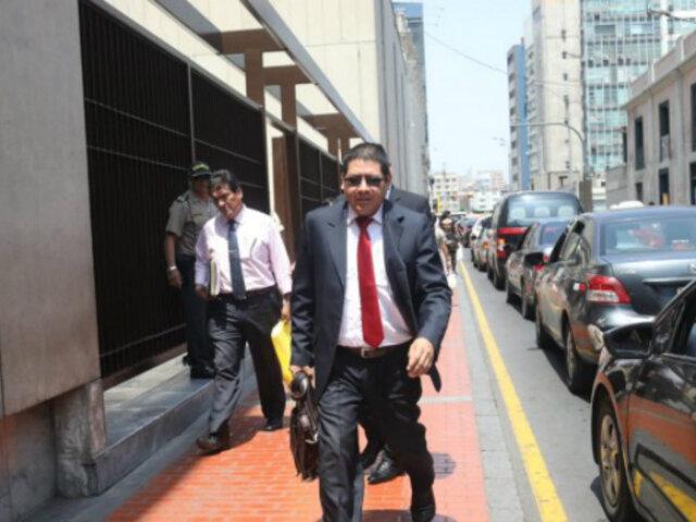 Pedro Chávarry: fiscal Abia confirma contradicciones en declaraciones de investigados