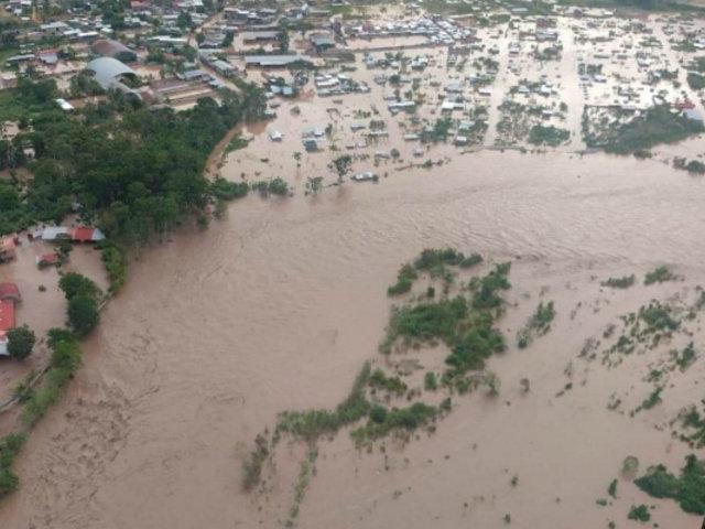 Junín: declaran en emergencia provincia de Chanchamayo por huaicos