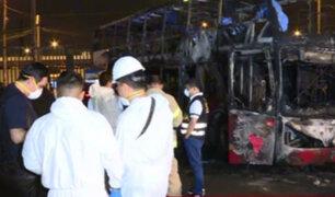 Tragedia en Fiori: determinan causa del incendio que mató a 17 personas