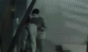 Chaclacayo: delincuentes taladraron cajero automático para robar