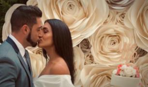 Vania Bludau: así fue su romántica fiesta de compromiso
