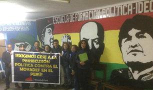 Bolivia: SL asegura que son perseguidos por adoptar ideas de Abimael Guzmán