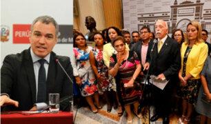 Salvador del Solar se reunió con congresistas de Fuerza Popular