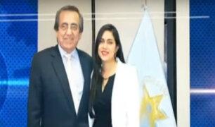 Del Castillo atribuye error de su despacho cobro de sueldo de asesora