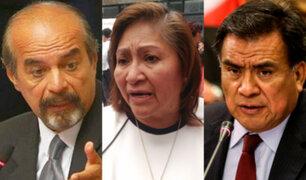 Congresistas opinan sobre cobro de sueldo de asesora de Jorge del Castillo