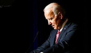 Estados Unidos: acusan de acoso sexual a exvicepresidente Joe Biden