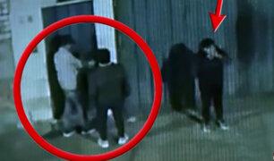 Ate Vitarte: delincuentes roban fábrica de cocinas y se llevan 10 mil soles