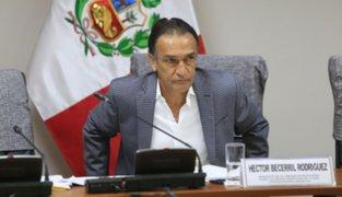 Asesor de congresista Héctor Becerril fue hallado muerto en Cieneguilla