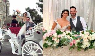 ¿Sully Sáenz confirmó el fin de su matrimonio con Evan Piccolotto?