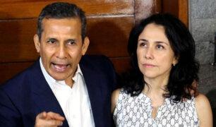 """Ollanta Humala: """"rechazo cualquier acto de corrupción en el Club de la Construcción"""""""