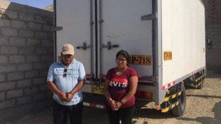 Arequipa: PNP incautó 270 kilos de droga que tenía como destino Europa