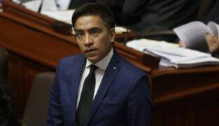 Roberto Vieira pide a la Fiscalía levantar el secreto de sus comunicaciones
