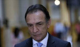 Abren investigación preliminar a Becerril por caso 'Wachiturros de Tumán'