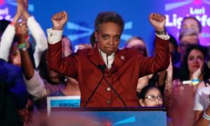 Chicago elige alcaldesa afroamericana y lesbiana por primera vez en su historia
