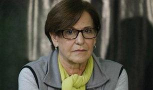 Exsecretaria de Odebrecht respondió interrogatorio sobre campaña de Villarán