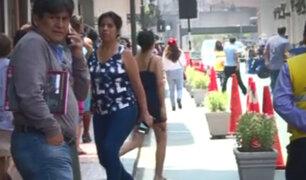 Lima para los peatones: así funciona el plan maestro en el Centro Histórico