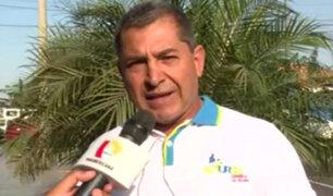 Surco: alcalde sustenta medida que busca prohibir el ingreso de delivery a edificios
