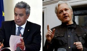 Ecuador: Lenín Moreno acusa a WikiLeaks de espiarlo