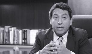 Martín Santiváñez: el peligro de las ideologías en el Estado