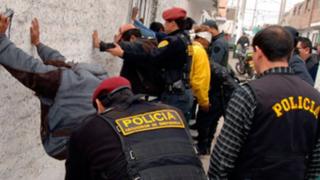 'Los Malditos de Aviación': capturan a delincuentes que abandonaron cadáver en la calle