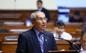 "Luzgardo Gonzáles: ""Congreso archivó denuncia contra Chávarry sin investigar"""