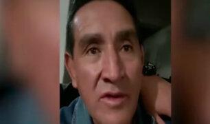 Cajamarca: Policía investiga muerte de agente durante enfrentamientos con comuneros
